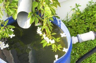 Сбор дождевой воды: виды емкостей для сбора дождевой воды с крыши на даче и в загородном доме, система слива | Houzz Россия