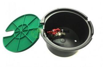 Водяная розетка (гидрант) с ключом Ipar 9650.024D купить в Москве, цена