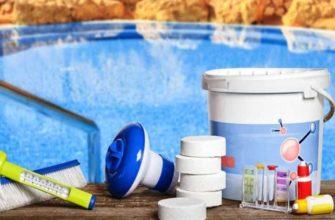 Зеленка для бассейна: отзывы, сколько лить, чтобы вода не цвела, для очищения, как почистить, какая концентрация, пропорции, видео обработки