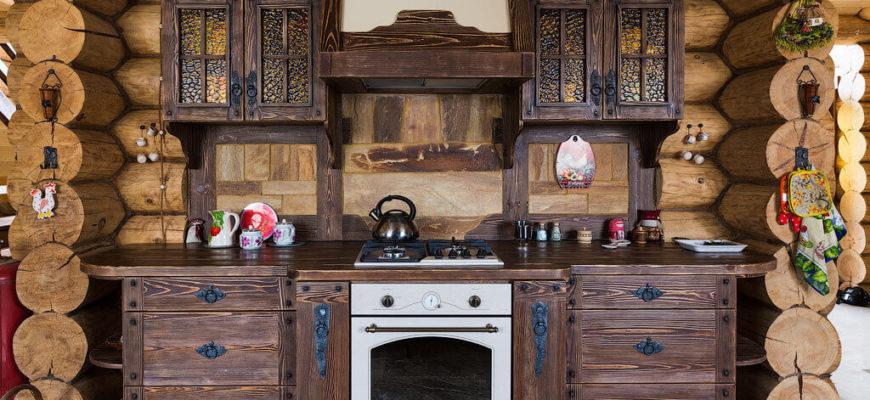 Кухня на даче самостоятельно: фотоидеи и советы экспертов
