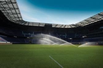 Обустройство автополива на стадионах | Полив Опт