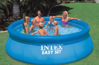 Детские бассейны — купить надувной бассейн для детей в Москве   интернет-магазин Intex online