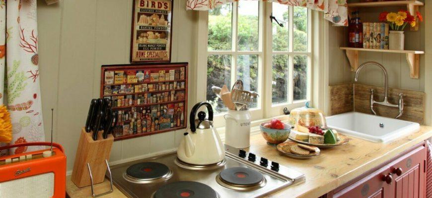 Обустраиваем дачную кухню: идеи, примеры и советы   Журнал Ярмарки Мастеров