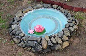 Как сделать бассейн из покрышек своими руками поэтапно, фото, видео