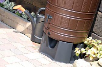 Подставки под бочки: под 80-200 литров и другие. Как сделать их под бочки с водой на даче своими руками? Металлические подставки под пластиковые бочки и другие