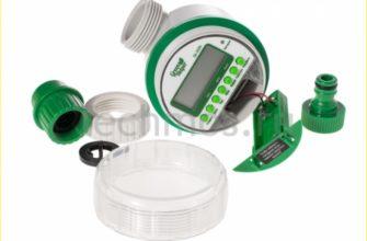Green Helper Таймер электронный шаровый GA-322N - отзывы владельцев