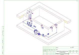 Типовые проекты бассейнов (скачать бесплатно) / Полезное / Всё для бассейнов