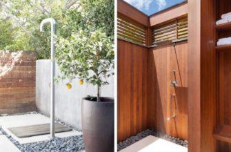 Самостоятельно строим летний душ - Yvision.kz