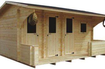 Душ и туалет для дачи под одной крышей: с хозблоком, своими руками